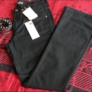 Levi's 515 Mid Rise Bootcut Jeans Size 4M/27